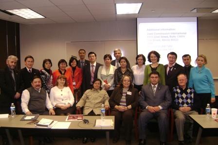 О программе «Менеджмент в здравоохранении и управление больницами» Министерства торговли Соединенных Штатов Америки  (SABIT)