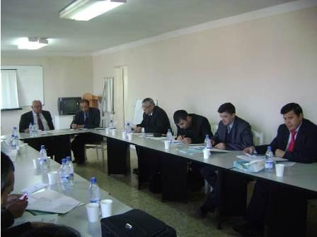 Ўзбекистон врачлар Ассоциацияси вилоят бўлимлари ижрочи директорларининг семинари